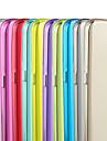 Kılıf Na Samsung Galaxy Samsung Galaxy S7 Edge Transparentny Osłona tylna Solidne kolory TPU na S7 Edge / S7
