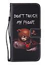 Kılıf Na Samsung Galaxy S7 Edge / S7 Portfel / Etui na karty / Z podpórką Pełne etui Kreskówki Skóra PU