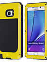 Coque Pour Samsung Galaxy Note 5 Antichoc Coque Integrale Armure Metal