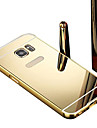 Kılıf Na Samsung Galaxy Grand Prime / Core Prime Powłoka / Lustro Osłona tylna Solidne kolory Twardość PC