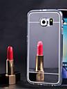 Kılıf Na Samsung Galaxy S7 Edge / S7 / S6 edge plus Lustro Osłona tylna Solidne kolory TPU
