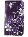 Kılıf Na Samsung Galaxy S8 / S7 / S6 edge Portfel / Etui na karty / Z podpórką Pełne etui Moro / Mandala / Kwiat Twardość Skóra PU