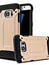 Kılıf Na Samsung Galaxy S8 Plus / S8 / S7 Edge Odporny na wstrząsy / Z podpórką Osłona tylna Zbroja PC