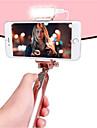 Przewodowy kijek do selfie Z Kabla / Selfie stick na Android / iOS