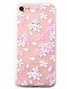 Kılıf Na Jabłko iPhone 7 Plus / iPhone 7 / iPhone 6s Plus Wzór Osłona tylna Kwiat Miękka TPU
