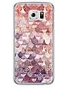 Kılıf Na Samsung Galaxy S7 Edge / S7 / S6 edge plus Ultra cienkie / Półprzezroczyste Osłona tylna Wzór geometryczny Miękka TPU