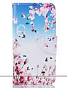 Kılıf Na Samsung Galaxy J5 (2016) / J5 / J3 Portfel / Etui na karty / Z podpórką Pełne etui Kwiat Twardość Skóra PU