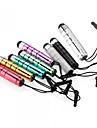 szkinston 8-w-1 pocisk pojemnościowy dotykowy długopis z piórem metale wtyczki anty-zmierzch pojemności dla iPhone / iPod / iPad / Samsung