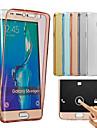 Kılıf Na Samsung Galaxy J7 (2016) / J7 / J5 (2016) Transparentny Pełne etui Solidne kolory Miękka TPU