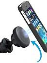 Samochód Univerzál / Telefon komórkowy Zamontuj uchwyt stojaka Magnetyczne Univerzál / Telefon komórkowy Plastik Posiadacz
