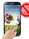 Screen Protector na Samsung Galaxy S4 PET Folia ochronna ekranu Matowe