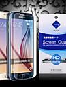Screen Protector na Samsung Galaxy S6 PET Folia ochronna ekranu Wysoka rozdzielczość (HD)