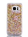 Kılıf Na Samsung Galaxy S7 Edge / S7 / S6 edge plus Z płynem Osłona tylna Połysk Twardość PC