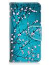 Kılıf Na Samsung Galaxy J5 (2016) / J3 Prime / J3 (2016) Portfel / Etui na karty / Z podpórką Pełne etui Kwiat Twardość Skóra PU