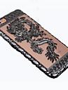 Kılıf Na Jabłko iPhone 7 Plus / iPhone 7 / iPhone 6s Plus Powłoka / Wytłaczany wzór Osłona tylna Zwierzę Miękka TPU