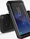 Kılıf Na Samsung Galaxy S8 Plus / S8 Odporny na wstrząsy / Wodoszczelny Pełne etui Solidne kolory Twardość Metal