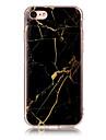 Kılıf Na Jabłko iPhone 7 Plus / iPhone 7 / iPhone 6s Plus IMD Osłona tylna Marmur Miękka TPU