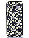 Kılıf Na Samsung Galaxy S8 Plus / S8 Matowa / Wzór Osłona tylna Kwiat Miękka TPU