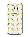 Kılıf Na Samsung Galaxy S8 Plus / S8 / S7 Edge Transparentny / Wzór Osłona tylna Owoc Miękka TPU