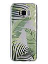 Kılıf Na Samsung Galaxy S8 Plus / S8 / S7 Edge Transparentny / Wzór Osłona tylna Wzór geometryczny Miękka TPU