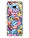 Kılıf Na Samsung Galaxy S8 Plus / S8 / S7 Edge Wzór Osłona tylna Jedzenie Miękka TPU