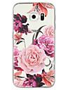 Kılıf Na Samsung Galaxy S8 Plus / S8 / S7 Edge Wzór Osłona tylna Kwiat Miękka TPU