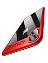 Kılıf Na Jabłko iPhone X / iPhone 8 Plus / iPhone 8 Ultra cienkie Osłona tylna Solidne kolory Twardość PC