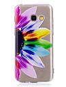 Kılıf Na Samsung Galaxy A3(2017) / A5(2017) / A5(2016) IMD / Wzór Osłona tylna Mandala / Transparentny Miękka TPU