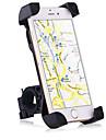 Motor / Rower Telefon komórkowy Zamontuj uchwyt stojaka Regulowany stojaka Telefon komórkowy Typ klamry / Niepoślizgowy / a Silikon Posiadacz