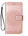 Kılıf Na Samsung Galaxy Note 8 / Note 5 Flip / Wzór Pełne etui Kwiat Twardość Skóra PU