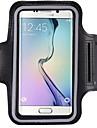 Kılıf Na Samsung S9 / S8 / S7 Edge Wodoodporny / Sportowa opaska na ramię / Opaska na ramię Pełne etui Solidne kolory Miękka Plastik