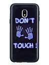 Kılıf Na Samsung Galaxy J5 (2017) / J5 (2016) / J5 Wzór Osłona tylna Napis / Zdanie Miękka TPU