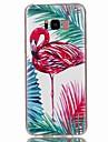 Kılıf Na Samsung Galaxy S8 Plus / S8 / S7 Edge Wzór Osłona tylna Flaming Miękka TPU