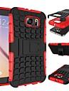 Kılıf Na Samsung Galaxy S9 / S9 Plus / S8 Plus Odporny na wstrząsy / Z podpórką Osłona tylna Zbroja Miękka TPU
