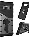 Kılıf Na Samsung Galaxy S8 Obrót 360° / Odporny na wstrząsy / Z podpórką Osłona tylna Zbroja Twardość PC