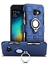 Kılıf Na Samsung Galaxy J7 (2017) Obrót 360° / Odporny na wstrząsy / Uchwyt pierścieniowy Osłona tylna Solidne kolory Twardość PC