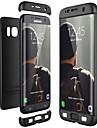 Kılıf Na Samsung Galaxy S9 / S9 Plus / S8 Plus Odporny na wstrząsy / Ultra cienkie Pełne etui Jednokolorowe Twardość PC