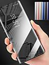 Kılıf Na Samsung Galaxy S9 / S9 Plus / S8 Plus Z podpórką / Lustro Pełne etui Solidne kolory Twardość PC