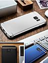 Kılıf Na Samsung Galaxy S8 Plus / S8 / S7 Edge Powłoka Osłona tylna Solidne kolory Twardość PC