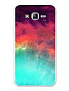 Kılıf Na Samsung Galaxy J7 (2017) / J7 (2016) / J7 Wzór Osłona tylna Sceneria / Kreskówki / Przejście kolorów Miękka TPU