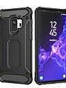 Kılıf Na Samsung Galaxy S9 / S9 Plus / S8 Plus Odporny na wstrząsy Osłona tylna Solidne kolory Twardość PC