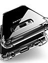 Kılıf Na Samsung Galaxy S9 / S9 Plus / S8 Plus Odporny na wstrząsy / Przezroczysta obudowa Osłona tylna Solidne kolory Miękka TPU