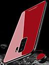 Kılıf Na Samsung Galaxy S9 / S9 Plus / S8 Plus IMD / Lustro Osłona tylna Solidne kolory Twardość Szkło hartowane