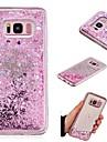 Kılıf Na Samsung Galaxy S9 / S8 Plus / S8 Z płynem / Lustro Osłona tylna Połysk Twardość TPU