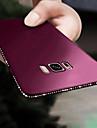 Kılıf Na Samsung Galaxy S9 / S9 Plus / S8 Plus Kryształ górski / Ultra cienkie / Połysk Osłona tylna Solidne kolory Miękka TPU
