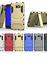 Kılıf Na Samsung Galaxy Note 5 Z podpórką Osłona tylna Solidne kolory Twardość PC