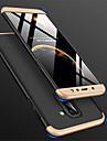Kılıf Na Samsung Galaxy A6 (2018) / A6+ (2018) / A8 2018 Matowa Osłona tylna Solidne kolory Twardość PC