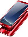 Kılıf Na Samsung Galaxy S9 / S9 Plus / S8 Plus Odporny na wstrząsy / Powłoka Pełne etui Solidne kolory Twardość PC
