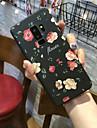 Kılıf Na Samsung Galaxy S9 / S9 Plus / S8 Plus Matowa Osłona tylna Kwiat Twardość PC