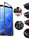 Kılıf Na Samsung Galaxy S9 / S9 Plus / S8 Plus Odporny na wstrząsy / Magnetyczne Osłona tylna Solidne kolory Twardość Metal